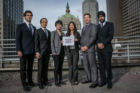 Cornell Real Estate Case Competition in New York City