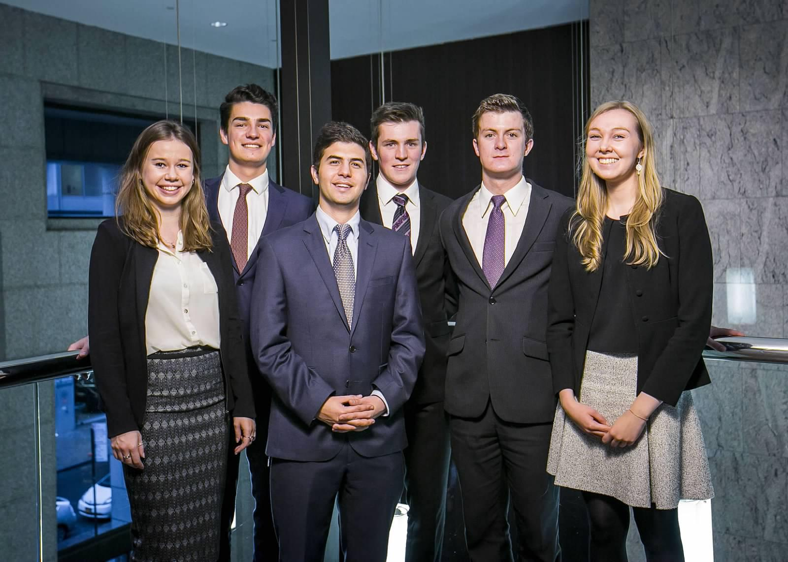 Cornell International Real Estate Case Competition