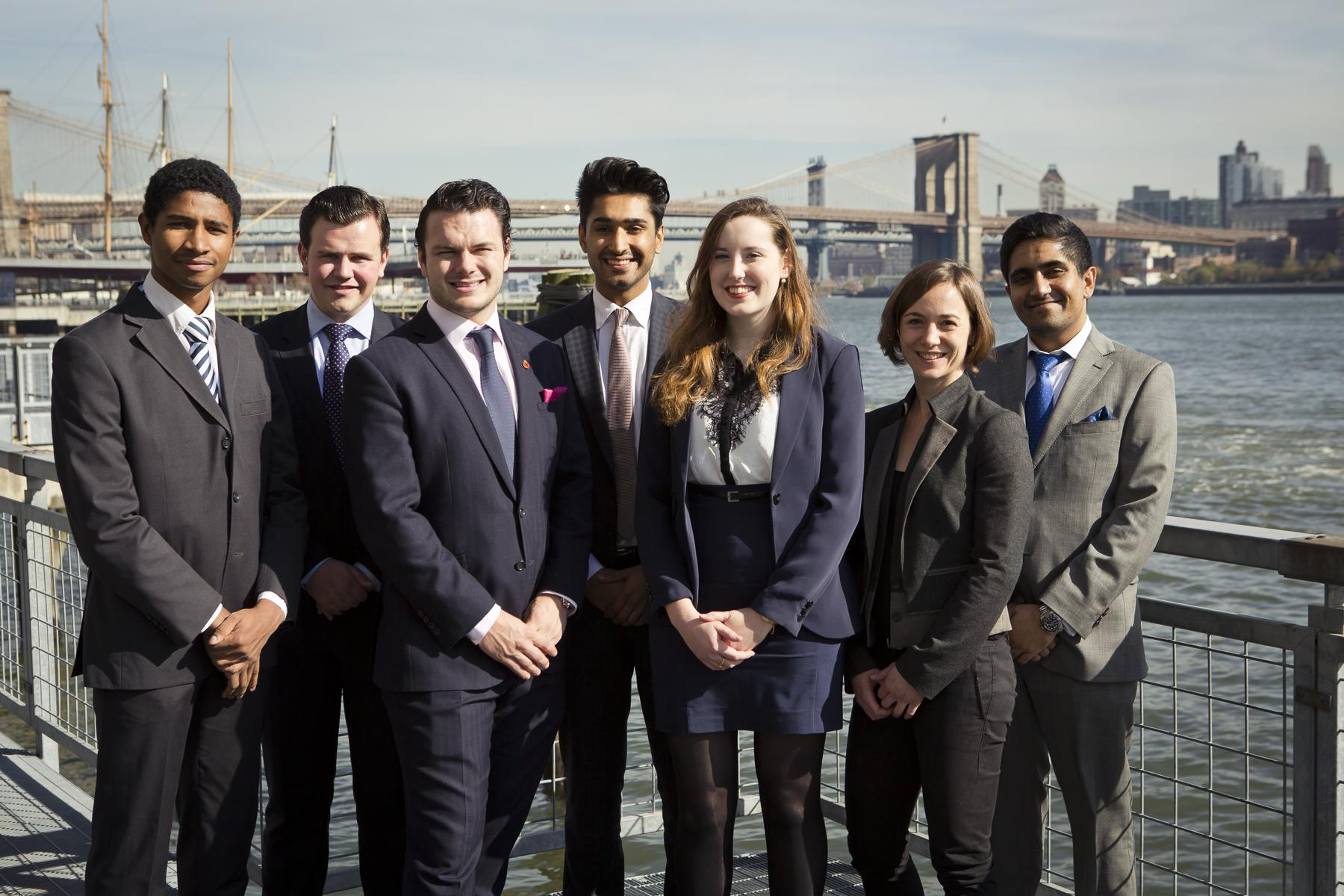 Land Economists head to New York for international Real Estate challenge