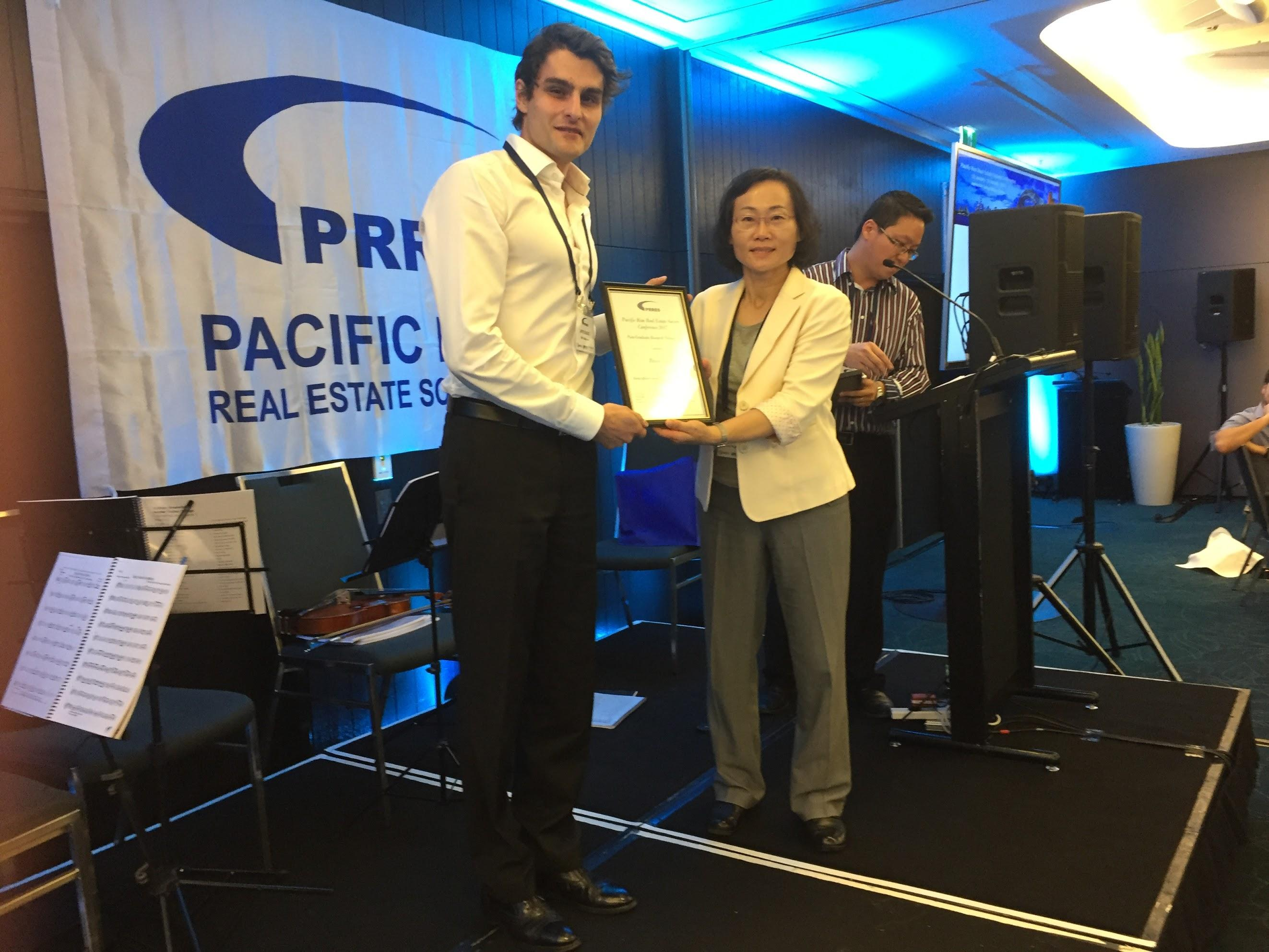 PhD student Ante Busic-Sontic wins conference scholarship