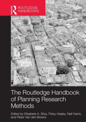 Besteller for 2015: The Routledge Handbook of Planning Research Methods, edited by E Silva, P Healey, N Harris and P Broeck